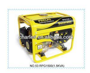 1.0kVA Gasoline Generator (Phelpsシリーズ) Rpg1500