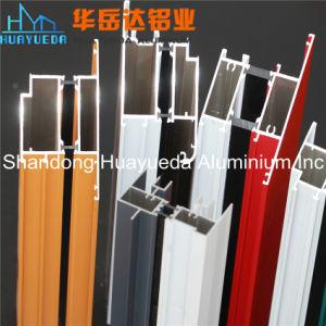 La decoración del hogar de Perfiles de Aluminio Perfiles de aluminio extrusionado de vestuario