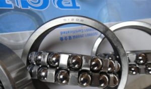 Rodamiento cerámico autoalineador el cojinete de bolas de acero SKF 1208