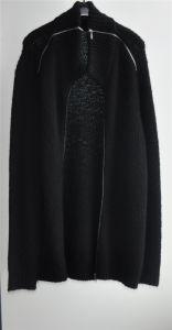 Les femmes de l'hiver Cardigan pull en tricot avec fermeture à glissière