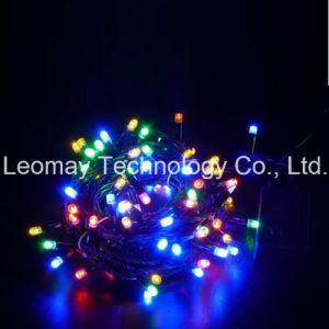 Las luces exteriores cadena LED de luz de Navidad para decorar