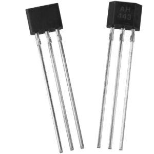 ホール効果素子センサー(AH413)、両極センサー、