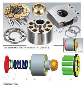 幼虫Vrd63油圧ポンプ部品