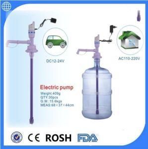 Novo Elevador eléctrico de PP a cargo da bomba de pressão do lado da água para 5 galão