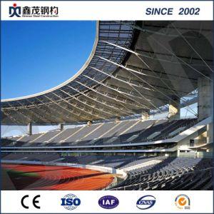 Prefabricados de alta calidad para la construcción de estadio (estructura de acero prefabricada)
