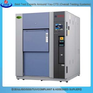 実験室の気候上の使用された速い温度変化の熱衝撃テスト区域