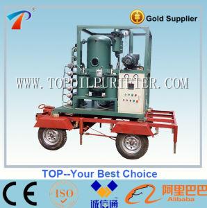 Tensión Ultra-High aislamiento tipo de remolque de purificación de aceite de máquina (ZYD-100) con la nueva condición, Environmental-Friendly