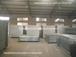 2.2m Wide 무겁 의무 Galvanized 호주 Temp Fencing Panels