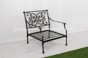 Diseño moderno, muebles de exterior de aluminio fundido de Azusa ...