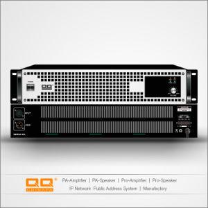 Uno de los canales de 3000W amplificador de audio profesional para el sistema de P.A.