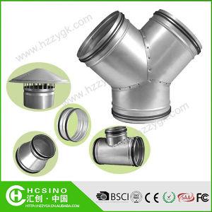 Steel di acciaio inossidabile Round Roof Cowl/Waterproof Vent Cap/Mushroom Air Vent per Kitchen Cabinet