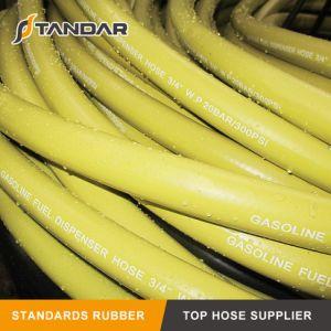 油圧付属品が付いている多彩で適用範囲が広いゴム製ガソリンホース