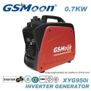 Generatore monofase standard dell'invertitore della benzina di potere di punta 0.8kVA di CA