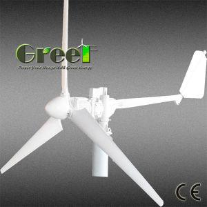 Hawt! 20kw Eixo Horizontal Turbina Eólica com Baixa Rotação