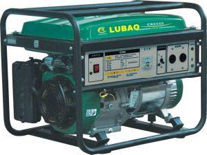 Home Useのための3kVA 4打撃のCopper Wire ISO Electric Star/Manual Start Mini Gasoline Generator