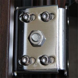 Portello dell'acciaio di disegno del nuovo modello 3D