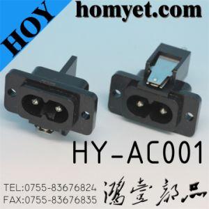 CA Power Jack/AC Power Connector con l'UL (HY-AC001)