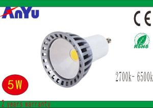 Aluminium COB Spot LED Light 5W Lamp