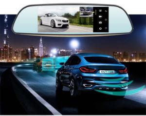 7-дюймовый сенсорный экран IPS системы Android 3G 4G Dashcam 1080P регистратор