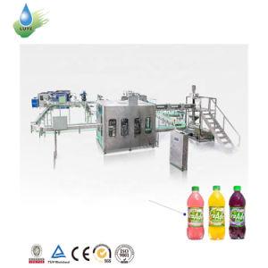 Газированные напитки соды и воды машина