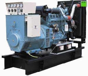 De diesel Stille Reeks van de Generator