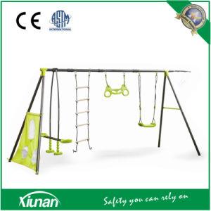 S4s01 Metal Swing Set para Kids