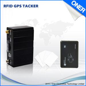 La gestión de flotas GPS de seguimiento del controlador de dispositivo con el informe