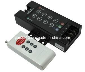 4A, 288W Wireless RF LED RGB 8-Key Audio Controller