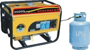 Générateur (XJ-GG3500G)