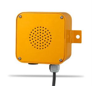 Amplificador altavoces IP SIP del módulo de montaje en pared de altavoces de megafonía