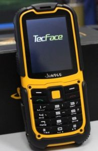 Tecface Jungle J1 Anti-Cell Phone Military Outdoor Mobile Phone