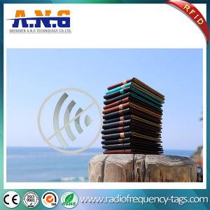Protección de la tarjeta de crédito tarjeta monedero de RFID el bloqueo de seguridad