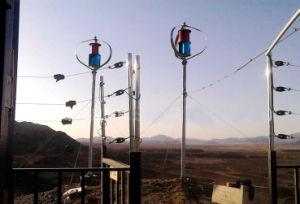 400W 사진기 시스템을%s 수직 바람 터빈 발전기