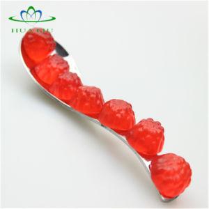 Halalの甘いオイル小型くまのGummiのゼリー粘着性キャンデーの菓子