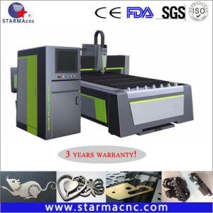 1000W de tubo de acero inoxidable CNC Máquina de corte láser de fibra