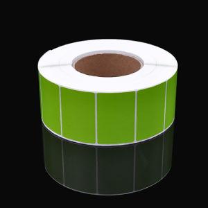 Чистая бумага этикетки в рулон в супермаркет печать