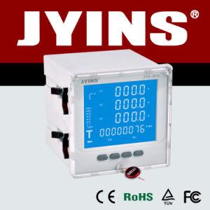 Sistema multifuncional de LCD 3 Fase Voltímetro/amperímetro digital/frequência/Potência Elétrica/Medidor de energia