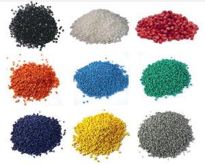 PPのPE PVC LDPEのABSプラスチック原料カラーMasterbatch