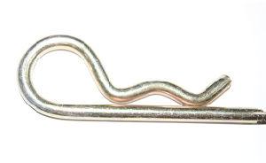 DIN11024, Pin spaccato, Pin di molla, perno di bloccaggio, Pin di molla, spilla di sicurezza, Pin,
