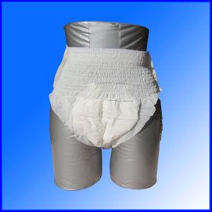 Cuidados suaves de fraldas descartáveis para uso adulto para anciãos