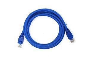 Snagless UTP CAT6 cable incorporado Cable con conectores RJ45