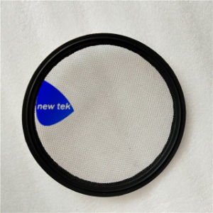 Pakkingen van het Netwerk van het Scherm van de tri-Klem van het Silicone van het platina de Sanitaire