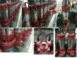 Eaux usées submersible Pompe à eau avec interrupteur à flotteur, SPA 1.1KW