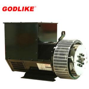 Godlike Drehstromgenerator der Marken-Jdg274 schwanzloser synchroner Wechselstrom-dreiphasigdrehstromgenerator (80-200kw)