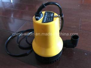 De mini Pomp Met duikvermogen van het Water van gelijkstroom Elektrische Plastic, Boot Pump12V 24V
