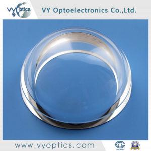 Optisches Saphir-Abdeckung-Objektiv mit hoher Präzision