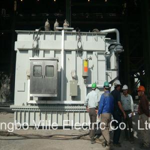 Transformador do forno de arco eléctrico no transformador do forno do transformador de alimentação