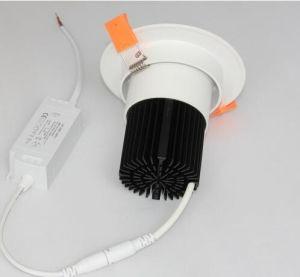 Design novo Chip Sharp Comercial COB luz de tecto LED de 6 W