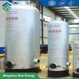 Вертикальный бойлер горячей воды для производства биогаза