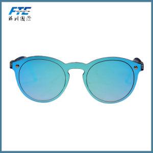 Glazen van de Zon van de Spiegel van de Mensen van de Manier van de zonnebril Retro Weerspiegelende